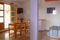 Mini-suite con terraza