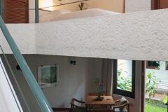 Vista de los dos pisos